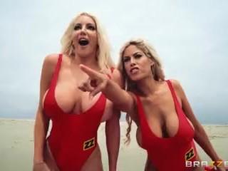 Babezz Watch - A XXX Parody - Brazzers