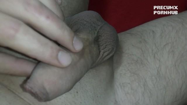 Download Gratis Video  Bed masturbation with cumshot
