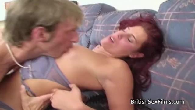 Pascal White fucks and facializes redhead MILF 3