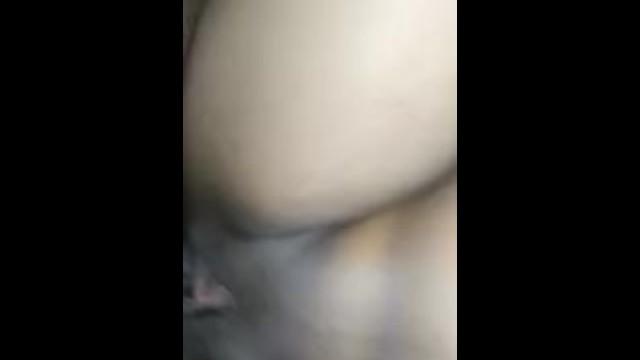POV Wet Ebony Pussy