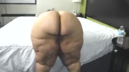 big butt bbw Geisha Grimm taking BBC from Don Prince on BBWHighway
