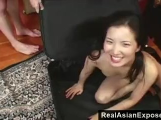 Big tit asian movie