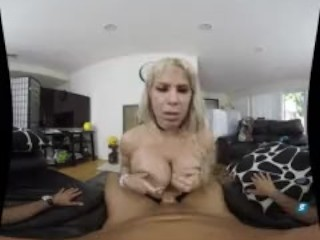 MilfVR – The BBQ ft. Alyssa Lynn