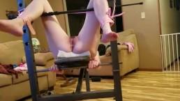 Wife's 1st bondage