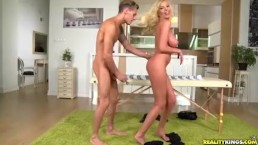 Reality Kings - Ringing Donnas Bell - Donna Bell and Chris Diamond