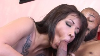 Petite Young Ebony Teen Takes Monster Black Cock And Warm Creampie