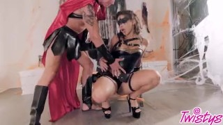 Danger or scene twistys treat xxx with abella hard trick costume ass