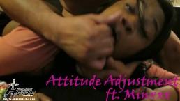 Attitude Adjustment ft Mr Plus 1
