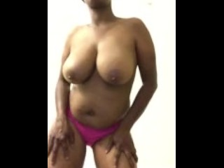 Breast play