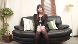 Cute Japanese Mom takes creampie in her tight pussy