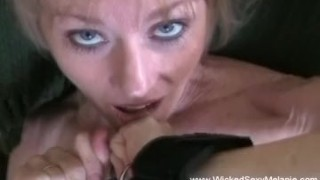 Horny Mom Cocksucks Son