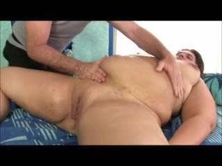 Bbw danni dawson belly worship clip from...