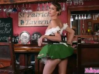 Twistys -T - Fancy A Pint , Stefanie Joy