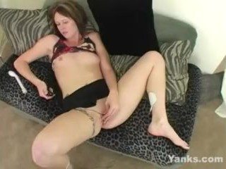 Yanks Hottie Dana Dallas Having Orgasm