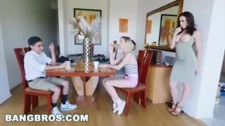 BANGBROS MILF Chanel Preston Fucks Daughter's BF (bbc15984)
