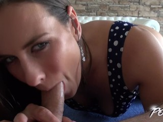 Czech anal fiary eat the cock before let...