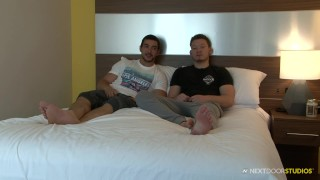 NextDoorStudios Derek and Chase's Intimate Moment