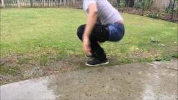 Saggin' in the Rain - SexySaggerYo