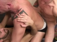 The Best of Gay Anal Double Penetration - Anal DP Part 2