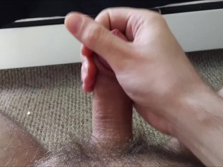 JeromeKox - 1st POV Solo Masturbation With Cumshot