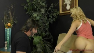 Femdom ass nicole her worship her panties makes him sells brat and sierra young worship