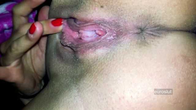 Self made videos of orgasms Intense throbbing asshole contractions grool drip orgasm full video
