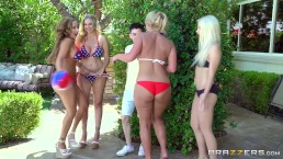 4th Of July Done Right – Brazzers