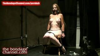 Redhead MILF Orgasm Torture