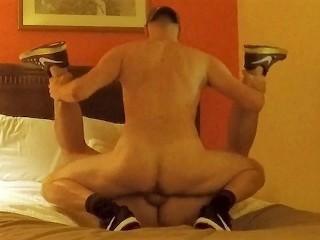 Fucking Like Rabbits In Hotel Raw Bareback Anonymous Pump N Dump Hidden Cam