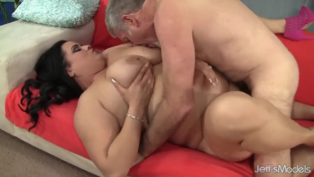 Here Titty Titty (off of Jeffs Models, The Bigger they CUM 11