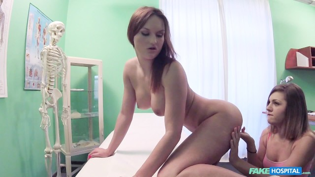 Babe;Big Tits;Lesbian;Role Play fakehospital, lesbian, girl-on-girl, euro, clinic, nurse, shaved, fingering, pussy-licking, brunette, big-tits, babe, hot, young, orgasm
