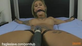 Rope Bondage Orgasm