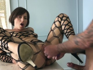 More orgasms on the table