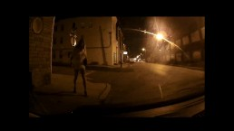 Night Hooker on the Street