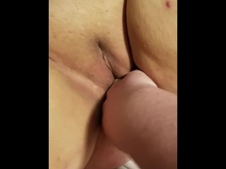 Pussy getting fingered...