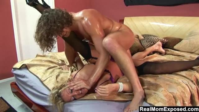 Redhead debutante Jazmine bent over for anal creampie
