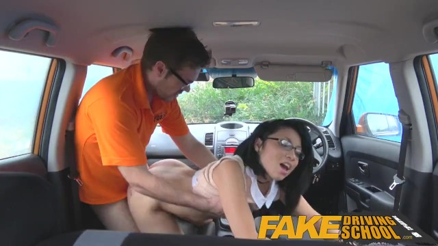 Fake Driving School Black