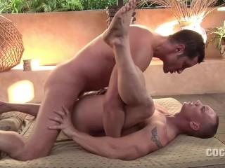 Nick Capra and John Magnum
