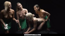 MormonGirlz- Young whore punished by three Sisters