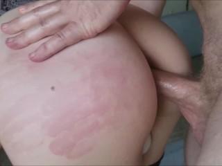 Fuck My Face & Ass: Bondage Facefucking & Anal