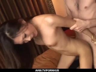 Japanese hardcore by naked beauty yui komine...