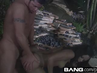 BBC pounding into tight pussies