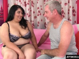 Fatty Paige Jenson fucked by thick cock