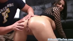 Ass Amateur Nella Jays Takes it in the Ass for All Anal!