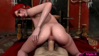 Triss Merigold Night Sex [triple r]