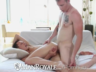 ManRoyale Studs Micky Mackenzie and Collin Marshall fuck