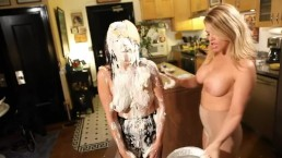 revenge pieing goes wrong