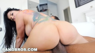 BANGBROS - Romi Rains in a Big Black Dick on Monsters of Cock (mc16042)