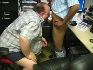 Manny Fucks The Boss Again