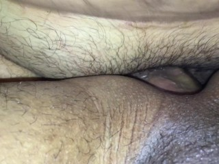 Fucked by mexican guy...